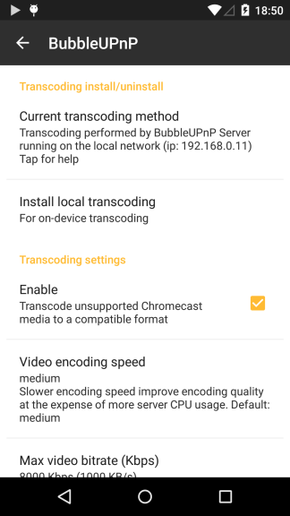 How to download BubbleUPnP for DLNA/Chromecast for PC an Mac